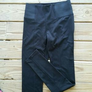 Simply Noelle Black leggings sm medium 8 10